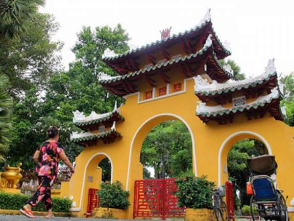 Cận cảnh những cổ mộ của danh tướng, bá hộ Sài Gòn xưa 21