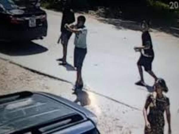 Truy bắt nhóm dùng súng, mã tấu truy sát 1 người chết 3