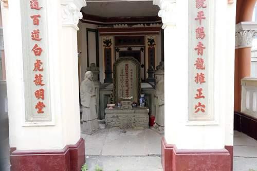 Cận cảnh những cổ mộ của danh tướng, bá hộ Sài Gòn xưa 17