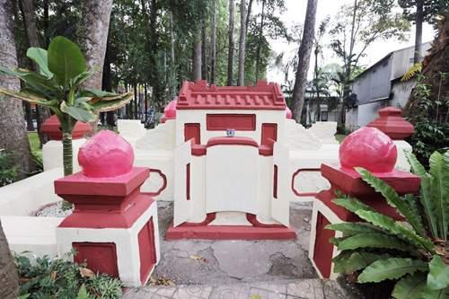 Cận cảnh những cổ mộ của danh tướng, bá hộ Sài Gòn xưa 14