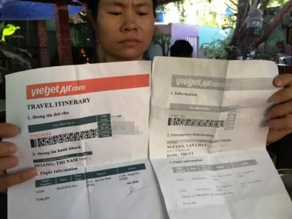 Rộ mánh lừa đảo tặng vé máy bay 2
