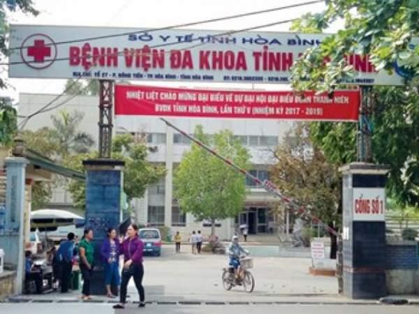 8 người chết khi chạy thận: Đình chỉ công tác Giám đốc BVĐK Hòa Bình 2