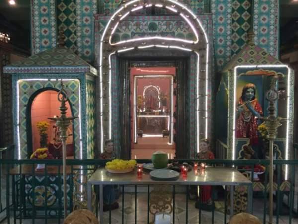 Ngôi đền thiêng và bí ẩn về người Tamil giữa Sài thành 2