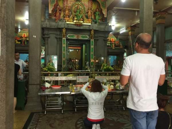 Ngôi đền thiêng và bí ẩn về người Tamil giữa Sài thành 3
