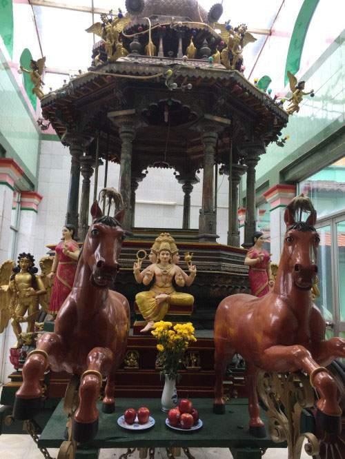Ngôi đền thiêng và bí ẩn về người Tamil giữa Sài thành 5