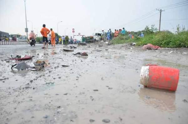 """2 người tử vong tại dốc cầu """"chết chóc"""" ở Sài Gòn 3"""