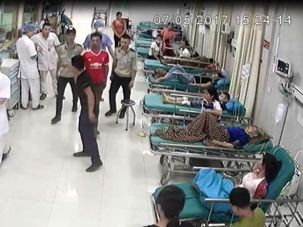 Quảng Ninh: Rút súng bắn người ngay trong quán nhậu 2