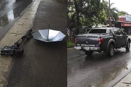 Khởi tố vụ phóng viên VTV bị phá hỏng máy quay khi tác nghiệp 1