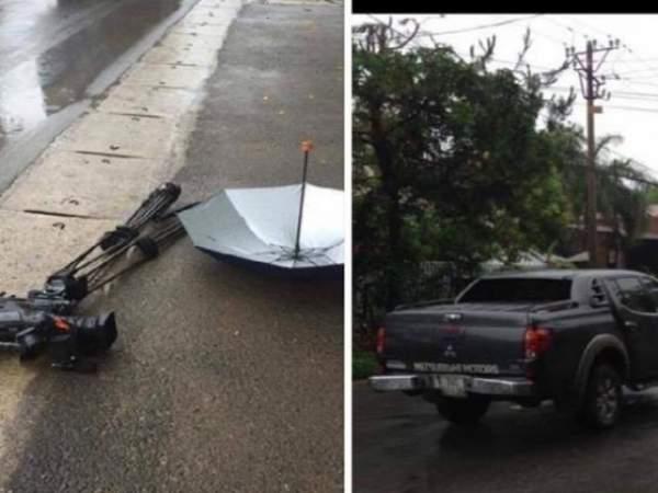 Khởi tố vụ phóng viên VTV bị phá hỏng máy quay khi tác nghiệp 2