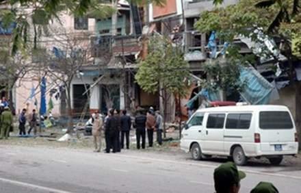 Phúc thẩm vụ nổ mìn tại nhà Giám đốc Công an Thái Nguyên 1