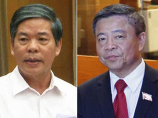 Vụ Formosa: Cách chức một Cục trưởng của Bộ TN-MT 1