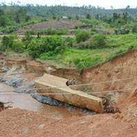 Tai họa thảm khốc nếu vỡ đập Hồ Núi Cốc 2