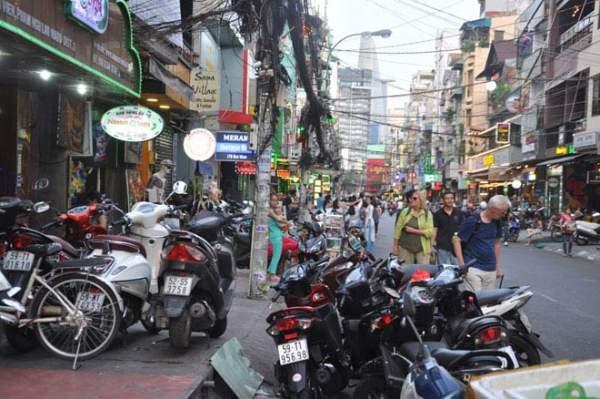 Du khách nước ngoài bị đâm chết ở khu phố Tây Sài Gòn 1