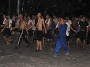 50 học viên ở Bến Tre trốn khỏi trại cai nghiện ma túy 4