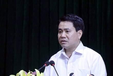 Chủ tịch Hà Nội: Có sự gian dối để kích động ở Đồng Tâm 1
