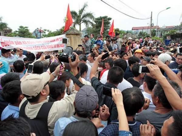 Chủ tịch Hà Nội: Có sự gian dối để kích động ở Đồng Tâm 2