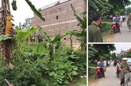 Bắc Giang: Hai bố con tử vong dưới bể biogas 1