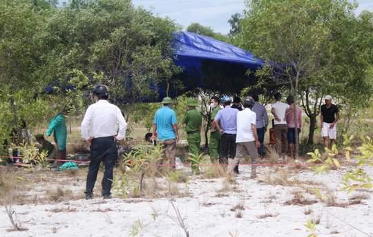 Thi thể bé trai mất tích ở Quảng Bình có nhiều vết đâm nghi bị sát hại 2