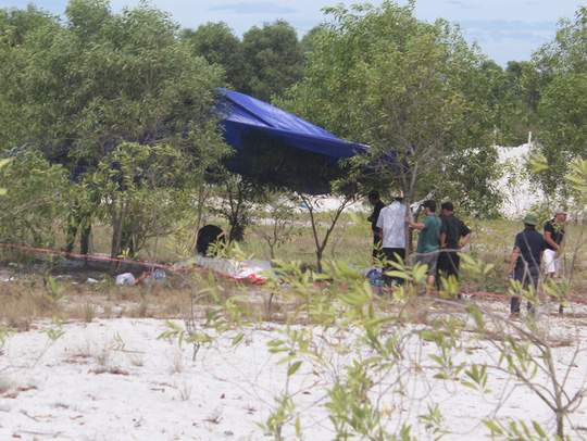 Thi thể bé trai mất tích ở Quảng Bình có nhiều vết đâm nghi bị sát hại 1