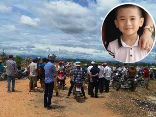Thi thể bé trai mất tích ở Quảng Bình có nhiều vết đâm nghi bị sát hại 5