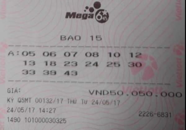 Giải jackpot sắp cán mốc 90 tỉ của Vietlott có gì đặc biệt? 2