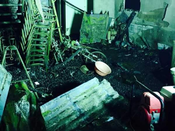 Nhìn lại những vụ cháy thương tâm vì nhà không có lối thoát 4