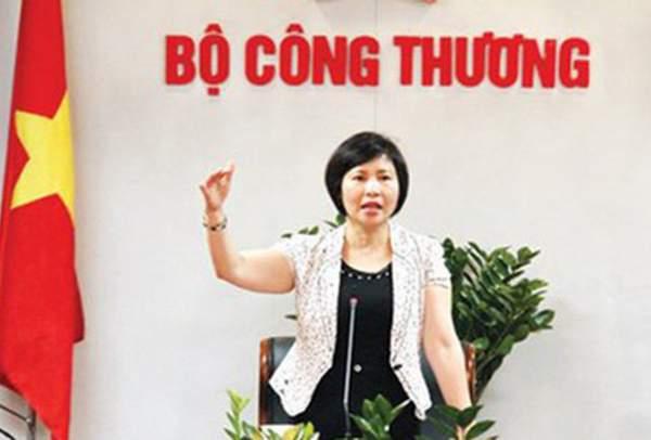 Bộ Công Thương nói gì về kỷ luật Thứ trưởng Hồ Thị Kim Thoa? 1