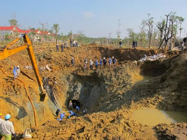 HN nói gì việc chậm tiến độ đường ống nước Sông Đà 2? 3