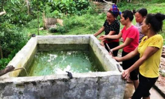 Chết lặng thấy 2 con nhỏ chết đuối trong bể nước gia đình 1
