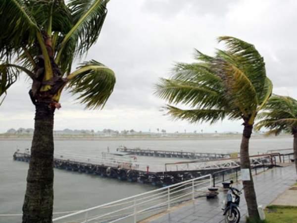 Áp thấp nhiệt đới giật cấp 9 hướng vào bờ, miền Bắc sắp mưa to 2