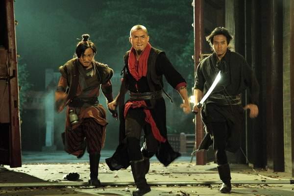 """6 cao thủ võ thuật """"mãi không thành sao"""" của làng giải trí Hoa ngữ 10"""