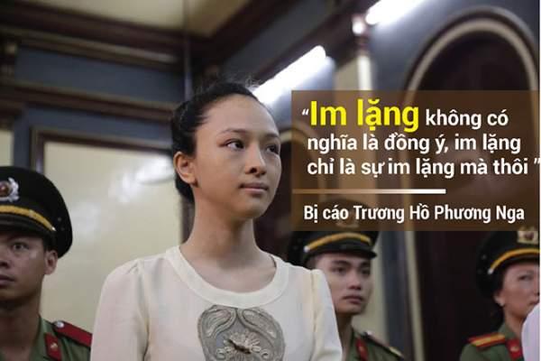 """Xét xử HH Phương Nga - Phiên tòa """"dậy sóng"""" nhất 2017 1"""