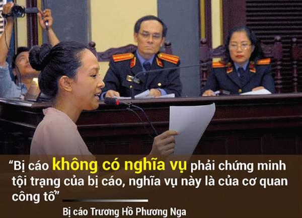 """Xét xử HH Phương Nga - Phiên tòa """"dậy sóng"""" nhất 2017 2"""