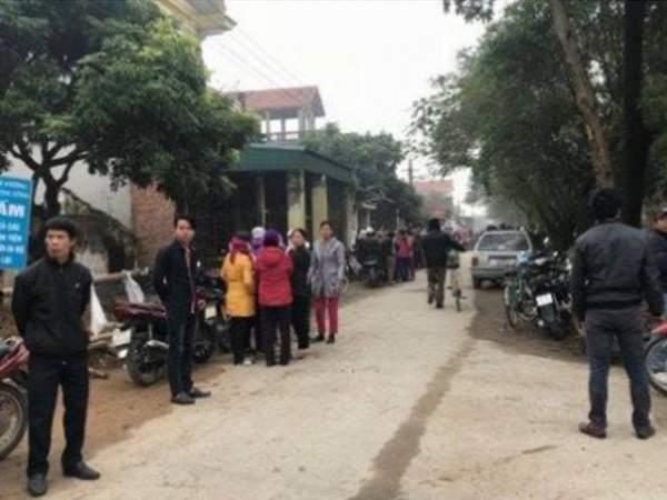 Công an thông tin vụ thảm án chồng giết vợ và 2 con nhỏ ở Thanh Hóa 2