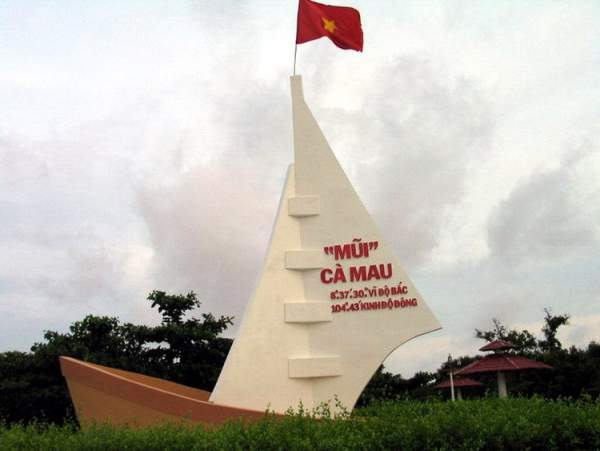 Các điểm cực của Việt Nam nằm ở tỉnh nào? 3