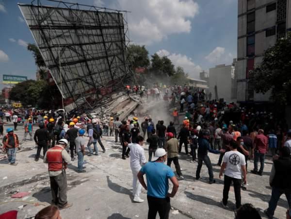 Lý do Mexico hứng động đất mạnh liên tiếp 1