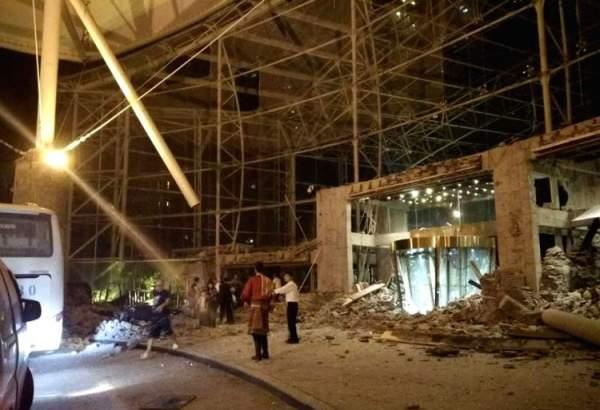 Động đất 7 độ Richter gần khu du lịch Cửu Trại Câu, ít nhất 5 người chết 2