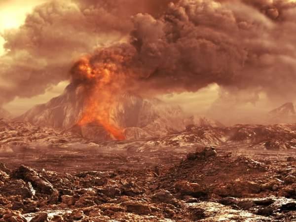 Thảm họa núi lửa khủng khiếp nhất lịch sử nhân loại 1