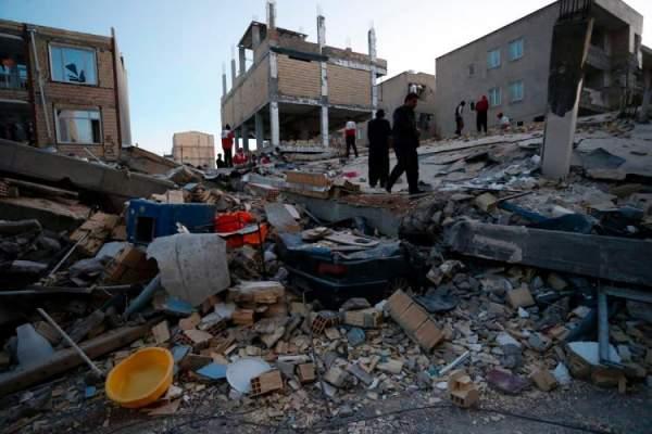 Động đất ở biên giới Iran-Iraq: Đã có tới gần 7.000 người chết 2