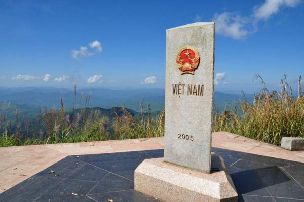 Các điểm cực của Việt Nam nằm ở tỉnh nào? 2
