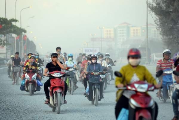 Ô nhiễm bụi mịn PM2.5: Sát thủ vô hình 4