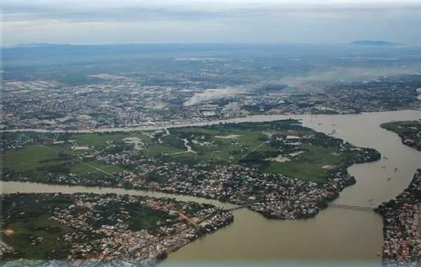 Sông nào dài nhất Việt Nam? 1