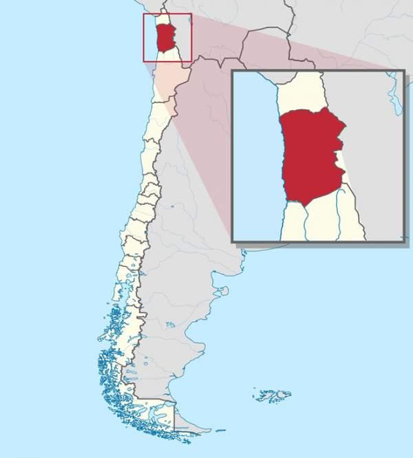 Động đất 6,3 độ ở Chile 1