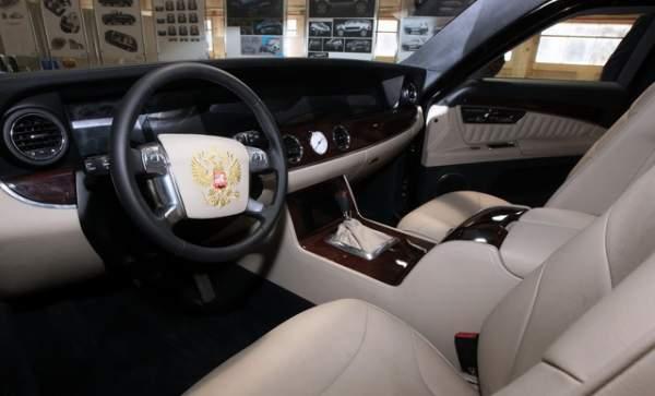 """Vượt """"ải"""" va chạm, siêu xe mới sắp phục vụ Tổng thống Putin 5"""