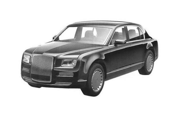 """Vượt """"ải"""" va chạm, siêu xe mới sắp phục vụ Tổng thống Putin 2"""
