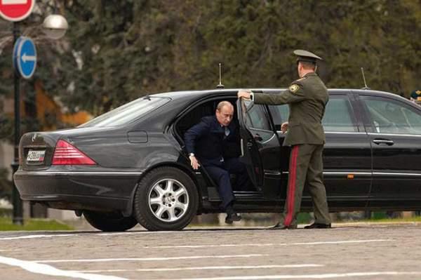 """Vượt """"ải"""" va chạm, siêu xe mới sắp phục vụ Tổng thống Putin 1"""