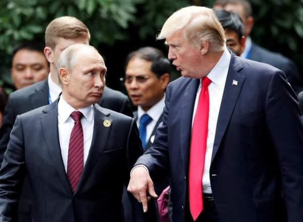 Ngoại trưởng Nga: Tổng thống Putin sẵn sàng tới Mỹ gặp ông Trump 1