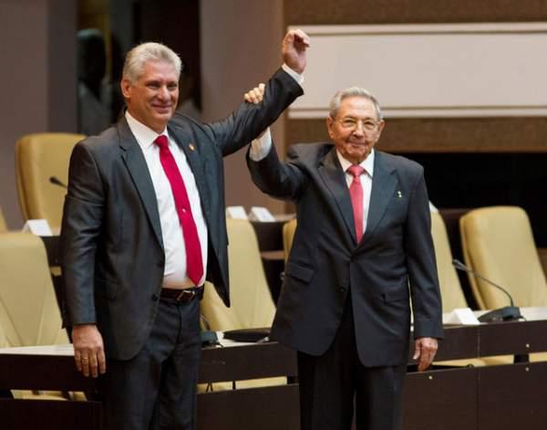 Đảo quốc Cuba có Chủ tịch mới hậu kỷ nguyên Castro 1