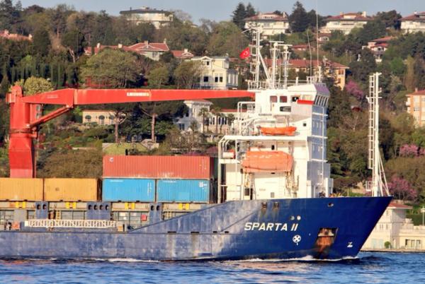 Tàu hàng Nga chở vũ khí tới Syria sau vụ không kích? 2