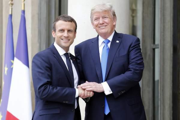 Phía sau cái bắt tay nồng ấm giữa lãnh đạo Mỹ - Pháp 2